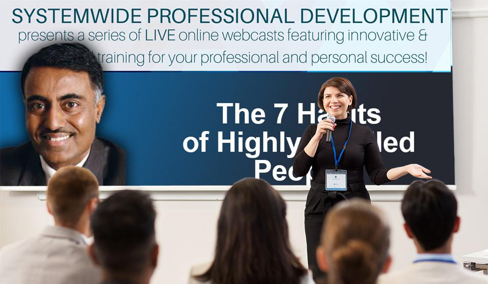 The 7 Habits of Highly Fulfilled People Webinar Viewing