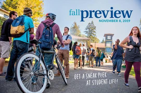 Fall Preview November 8, 2019